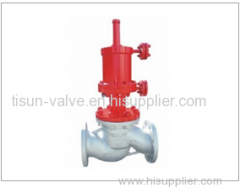 diaphragm type control valve(regulator)