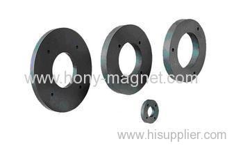High Performance Rectangle Ferrit Magnet