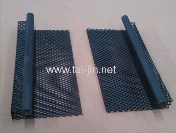 MMO Coated Anodes for Sewage Treatment