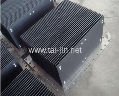 Manufacture of Titanium Anodes for Cooling Water Treatment of Nuclear Plant