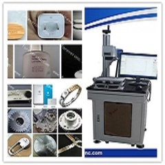 High speed metal laser marking machine for metal and nonmetal