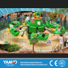 kids amusement park rides frog jumping