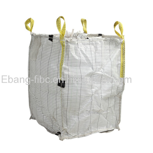 4 loops flexible intermediate bulk container conductive bag from ... c3f986a3f818e