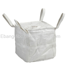 Pig iron transporting big bag
