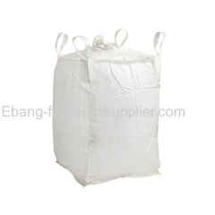 plain bottom 4 loop jumbo size bulk bag