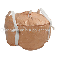 Circular 2 loop flexible bulk bag
