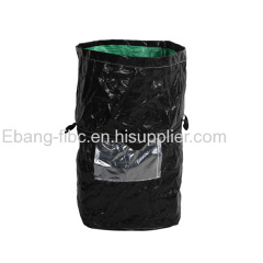 black with liner and loop jumbo size bulk bag