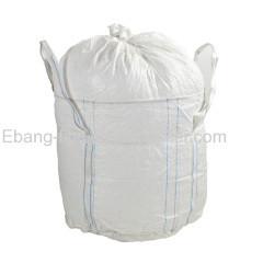 degradable calcium fertilizer big bag with baffle inside