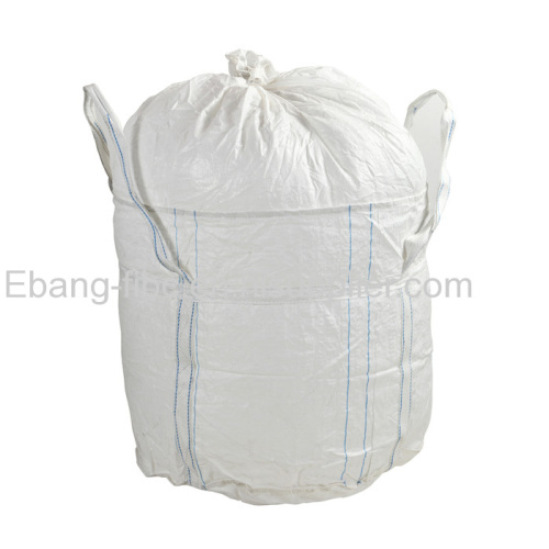 Low cost fly ash container bag