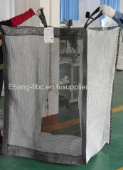 4 loop breathable potato bulk bag