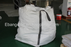 Construction site 1 ton hauler bag