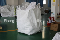 Orpiment transporting FIBC big bags
