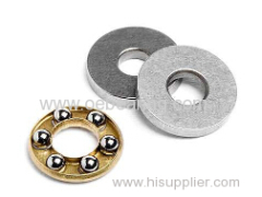 Inch Miniature thrust ball bearing