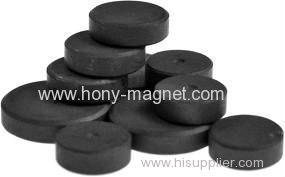 New Product Permanent Ferrite Magnetic Disk
