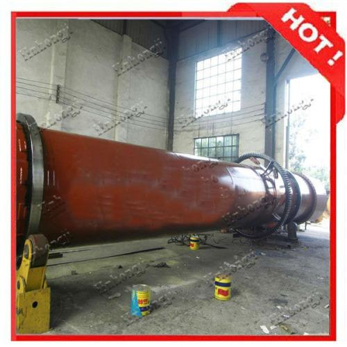 Hongji Energy saving rotary kiln for limestone/cement/ore
