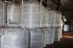 soil flexible intermediate bulk container