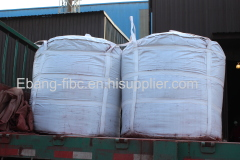 Quartz sand storing and transporting bulk bag