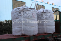 Iron oxide red bulk bag