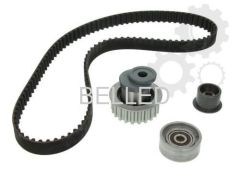 Auto rubber timing belt kit for BMW
