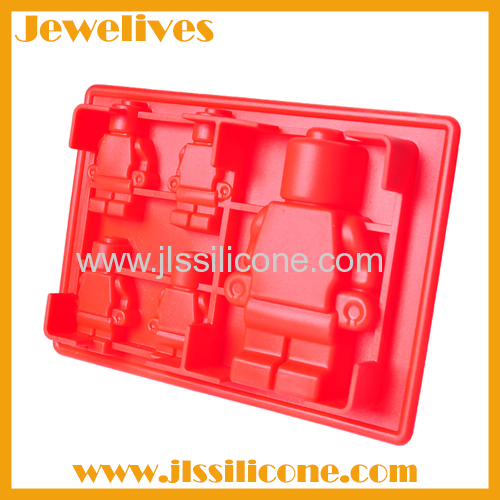 Any PMS color silicone lego ice mold