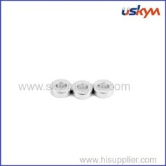 sintered ring permanent magnet