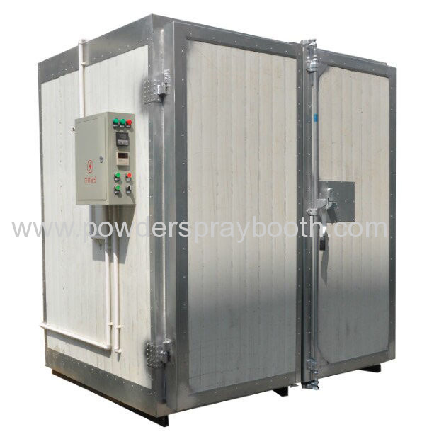 Custom built powder coating oven from china manufacturer for Powder coating paint booth