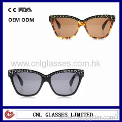 high quality new wayfarer sunglasses with mirror lens CE&FDA