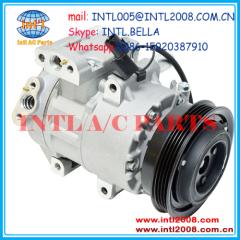 Used for Kia Spectra/ Spectra5 L4 2.0L 2007-2009 AUTO AC Compressor 97701-0E125 97701-2F130 977010E125 977012F130 CO 109