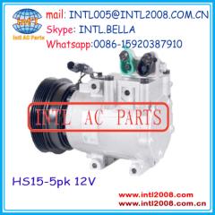for HYUNDAI Matrix 1.5 CRDi 2001-2010/Accent /Accent II/ Getz 2002-05 AC Compressor 97701-17800 9770117800 F500-DEYDA-02