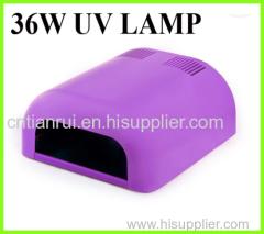 36W Nail UV Lamp Acrylic Gel Curing Light