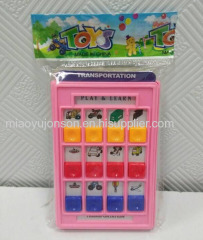 learning play card toys