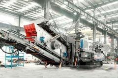 15-800t/h Capacity Stone Crushing plant