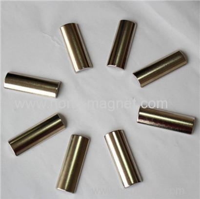 Custom Size NdFeB Segment and Arc Neodymium Magnet