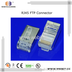Cat5e Rj45 FTP 8P8C Connector