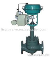 large-caliber control valve (regulator)