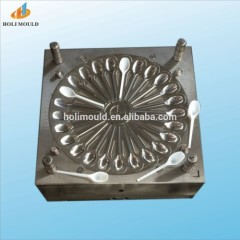 China Plastic Injection Preform Spoon Mould