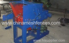 Twisted PVC-coated Wire Hangers Making Machine