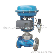 manual operation conttrol valve (regulator)