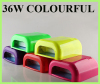36W New Colour UV Nail Lamp Dryer