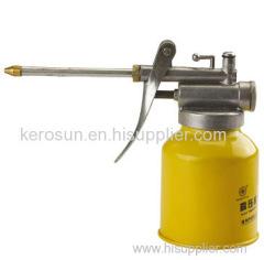 High Pressure Oil Can / Metal Oiler