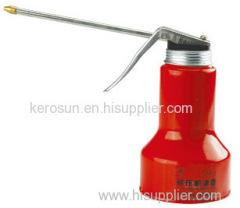 High Pressure Oiler / Metal Oil Can