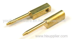 OEM polishing brass terminals