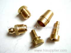 brass screw machining nuzzles