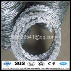 450mm concertina razor wire
