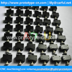 made in China high precision small batch cnc parts processing with good quality
