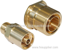 CNC machining coupling parts