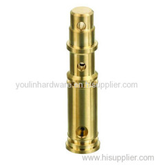 CNC brass sand blasting nuts