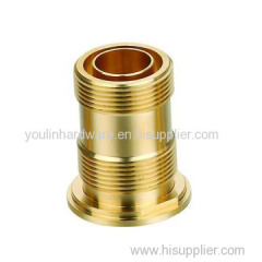 Coupling brass fitting parts