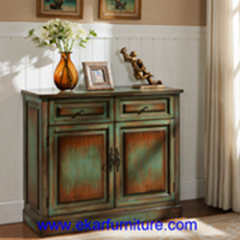 Console table antique table wooden table