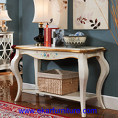 Console table wall table antique table